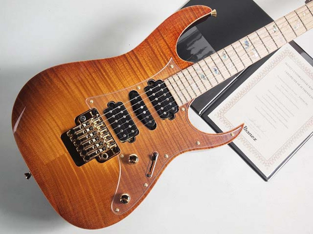 Ibanez Rg Neck : ibanez rg8550mz bbe j custom bright brown rutile electric guitar new from japan ebay ~ Hamham.info Haus und Dekorationen