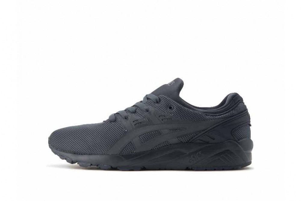 Details about asics Japan asics Tiger GEL KAYANO TRAINER EVO TQN6A0 India ink X India ink