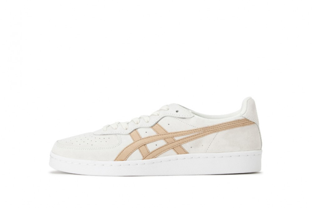 0743e5a7690ec asics Japan Onitsuka Tiger GSM TH5K1L Cream X Latte US11.5