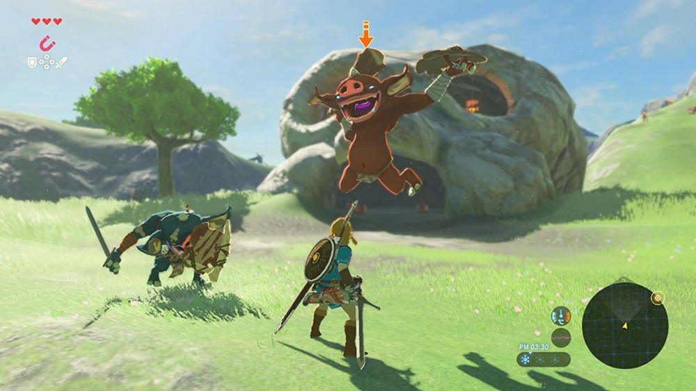 Image result for zelda switch