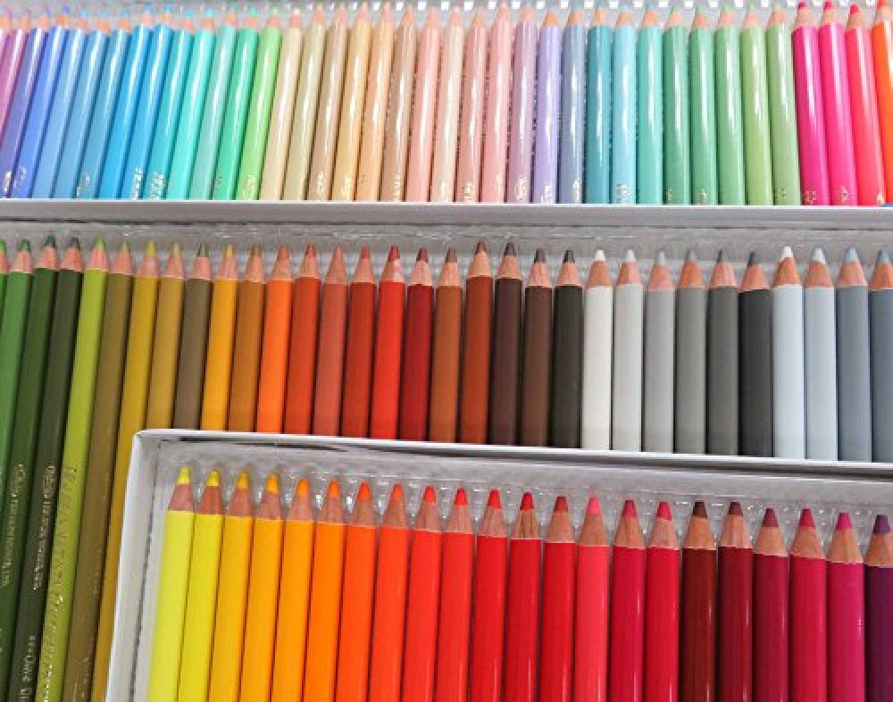 Holbein Artist Color Pencil 50 Colors OP935 paper box w//Tracking# form JAPAN F//S