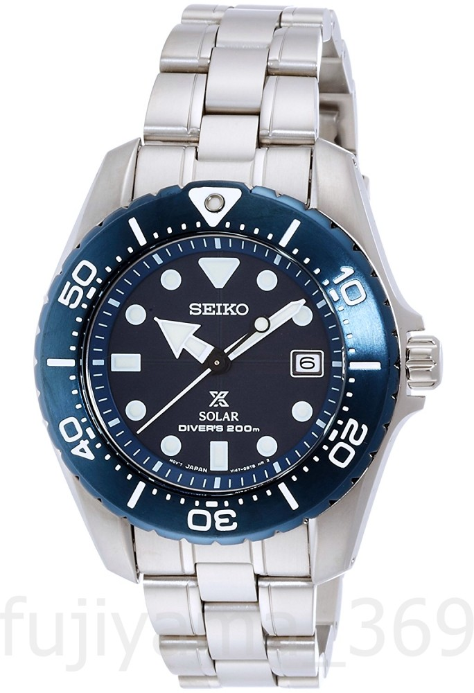 New seiko prospex sbdn017 solar powered divers watch women 39 s express mail japan 4954628438386 ebay for Watches of japan
