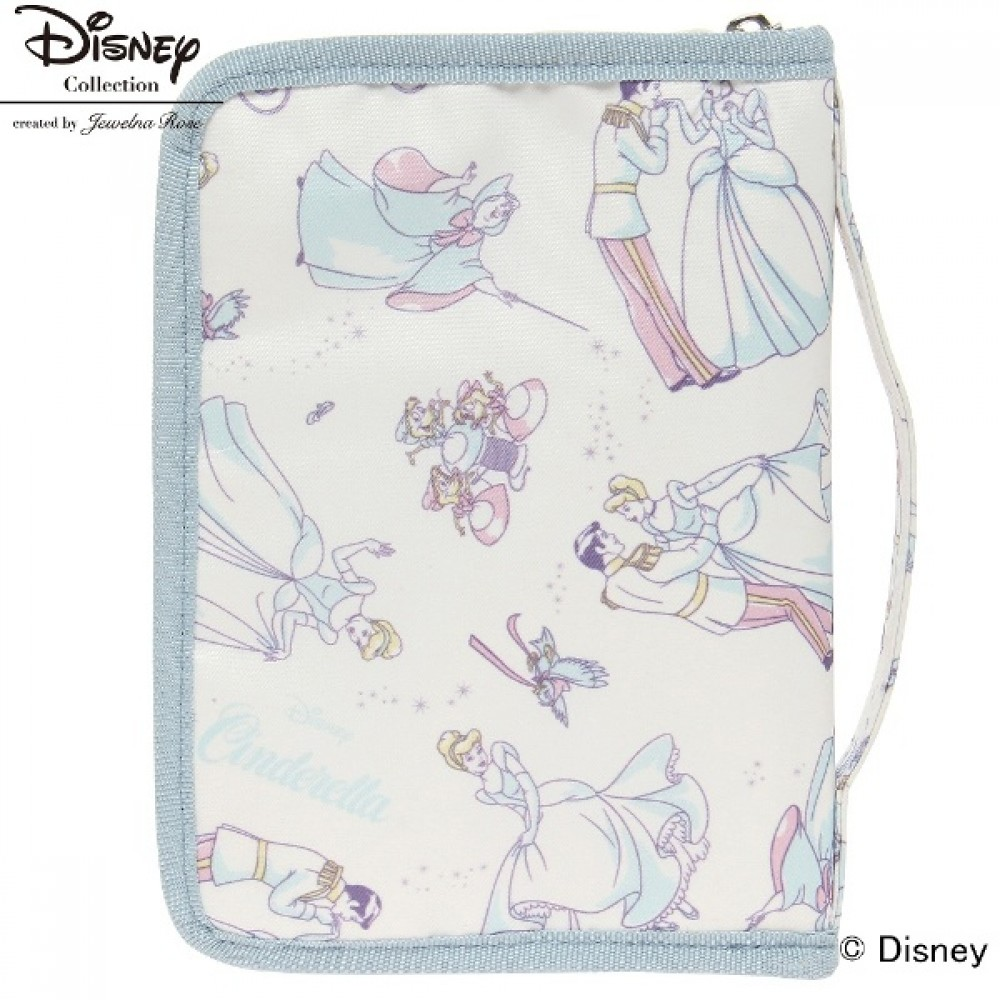 940de3054 Details about Disney Cinderella Travel Passport Cover Ticket Case Pouch  Purse from Japan M1155
