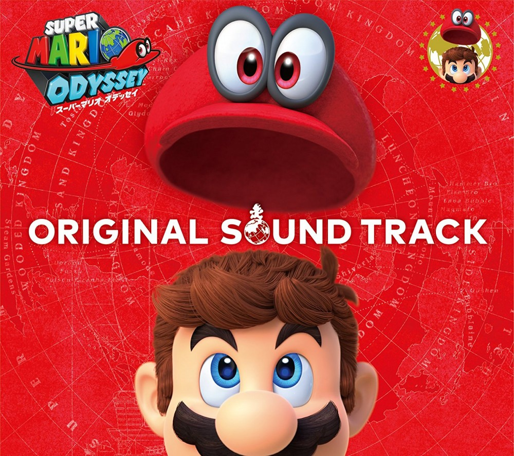 SUPER MARIO ODYSSEY - ORIGINAL SOUNDTRACK (2018) [FLAC] :: Nyaa