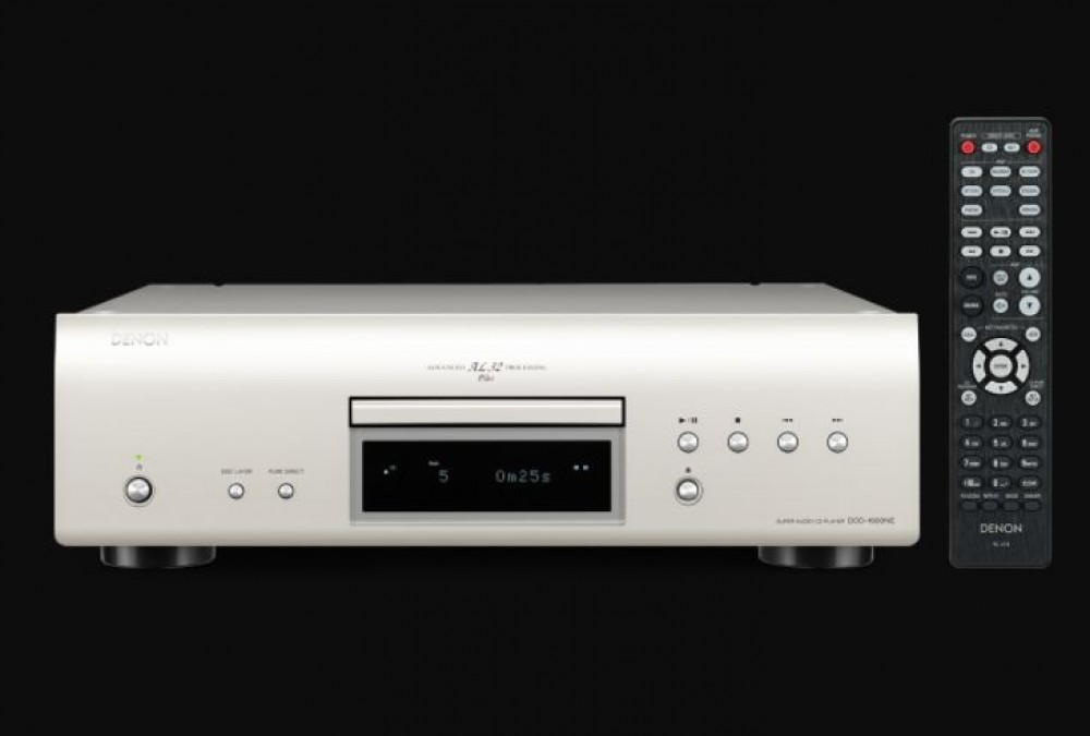 Details about DENON DCD-1600NE CD/SACD Player NEW Ship from Japan (o407)