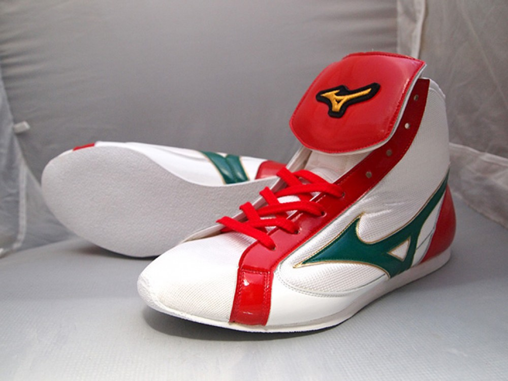 mizuno boxing shoes usa mexico border