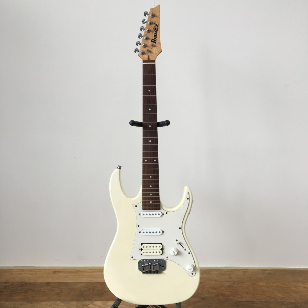 Ibanez Gio GRX-40 Electric Guitar Right-handed 6 string White China ...