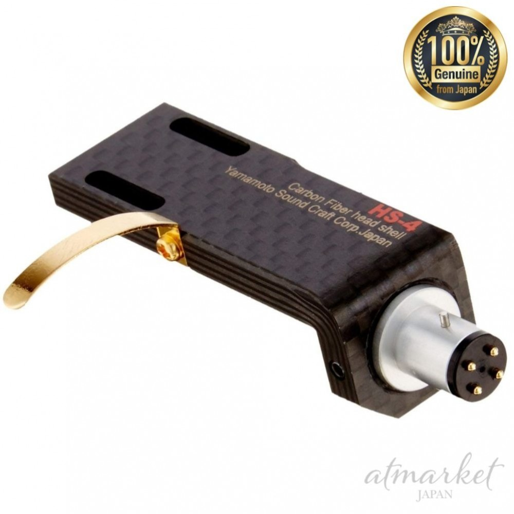 Asada cherry head shell HS-2HS-2 Yamamoto Sound New from Japan F//S w//Tracking#