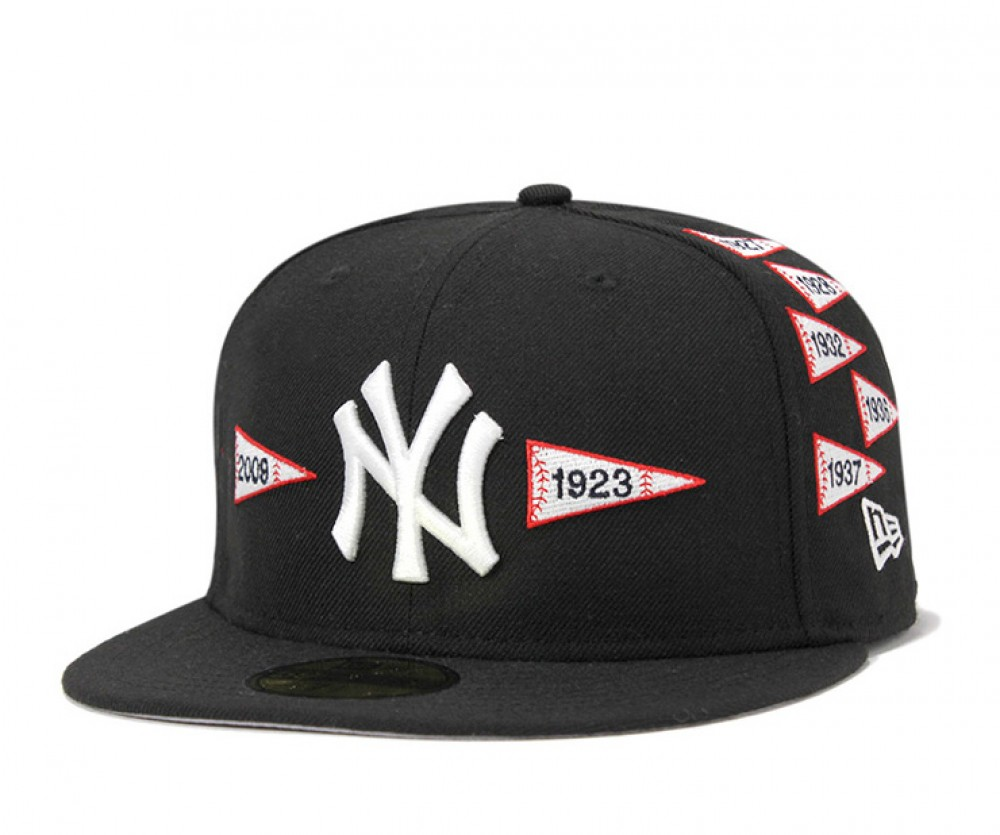 2c958d2981a Details about NEW ERA Collaboration 59FIFTY Cap SPIKE LEE JOINT 40ACRES  Pennant NY Mens size