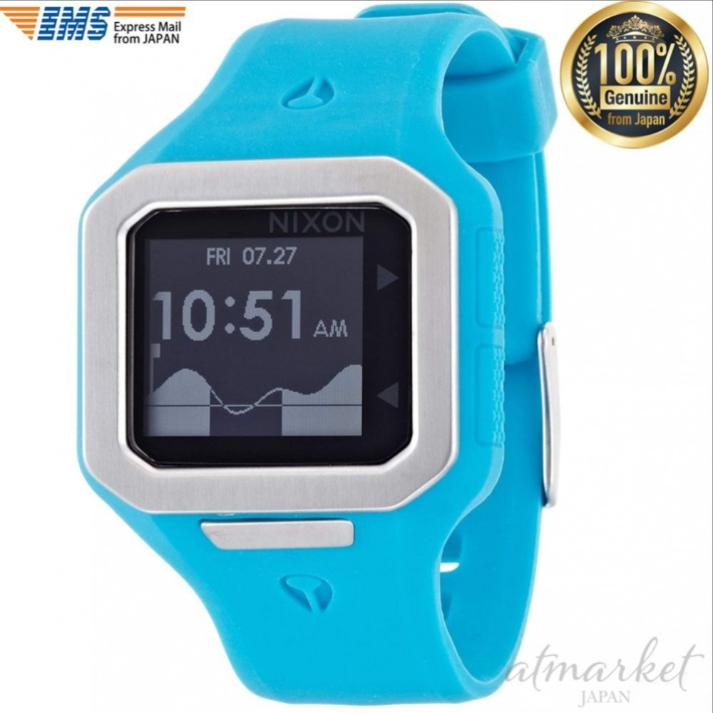c47ccd4d5d66 NEW NIXON Watch SUPERTIDE  SKY BLUE NA316917-00 Men s in Box genuine ...