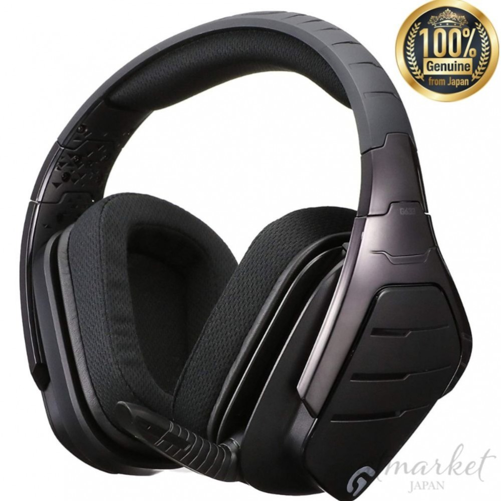 Details about NEW Logitech PUBG JAPAN SERIES 2018 Recommended gear gaming  headset PC PS4 G633