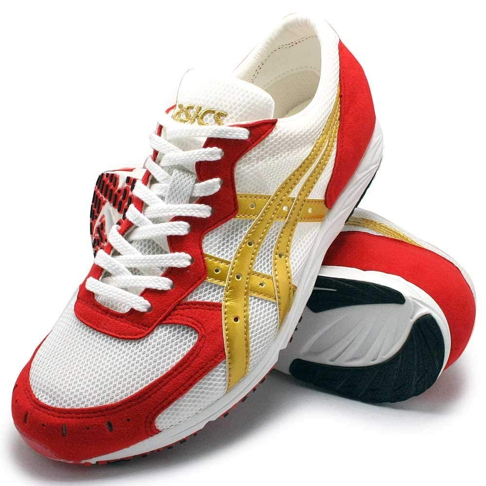 asics running shoes made in japan que es