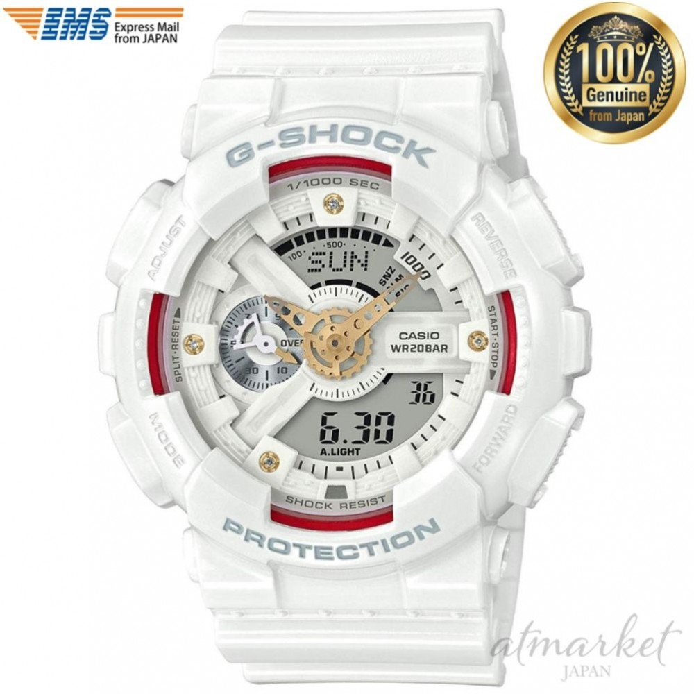 48bd3724649 CASIO GA-110DDR-7AJF Watch G-SHOCK Men s in Box genuine from JAPAN ...