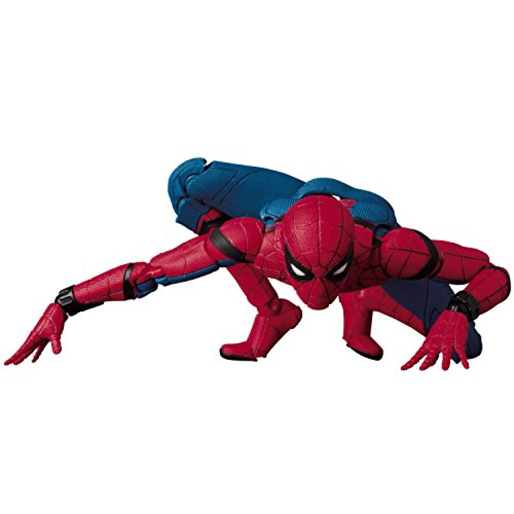 USA vendeur Mafex Amazing Spider-Man Comic Coloring Couleur version #108 Medicom