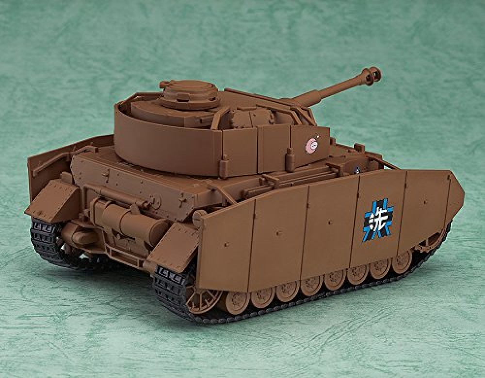 New Nendoroid Girls und Panzer Toy figure x all and Japan Box
