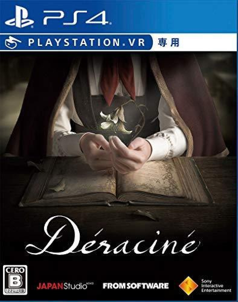 Details about NEW PS4 VR Only Deracine Collector's Edition JAPAN Sony  PlayStation 4 import F/S