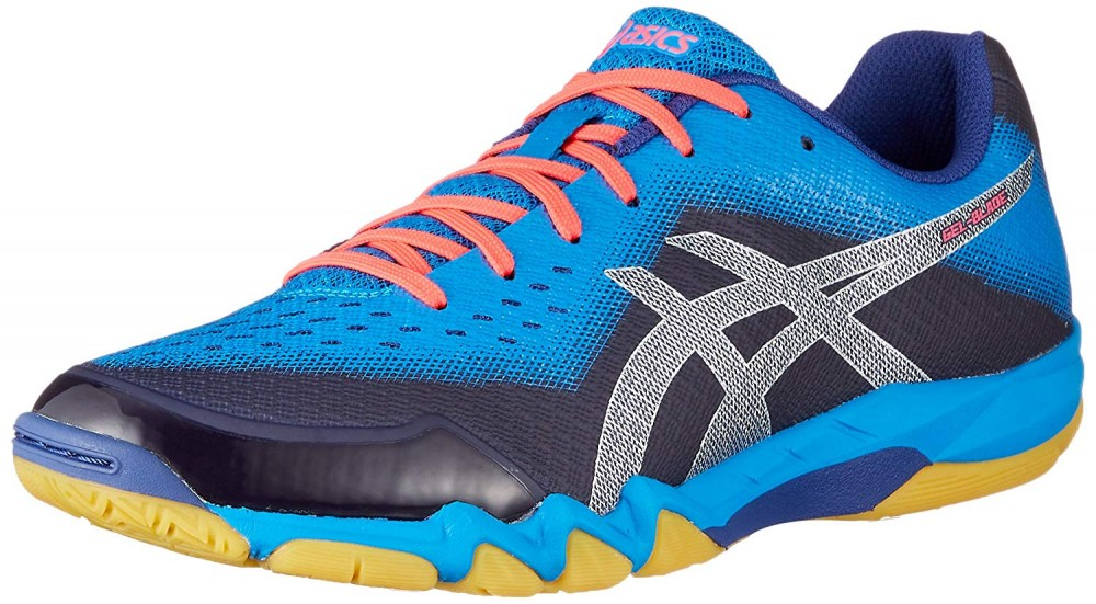 asics gel badminton