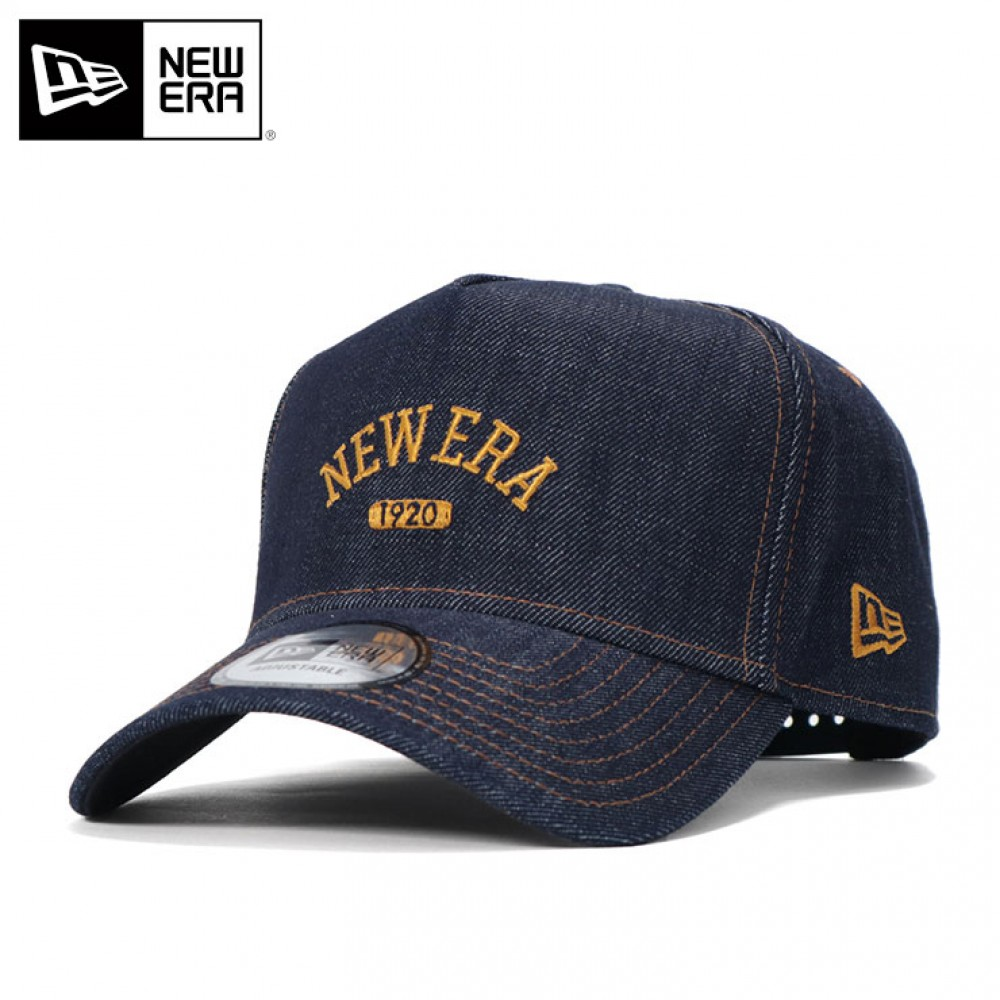 06ceb4ae Details about NEW ERA 9FORTY Snapback Cap Hat Adjustable A-Frame NE 1920  Japan Collection NEW