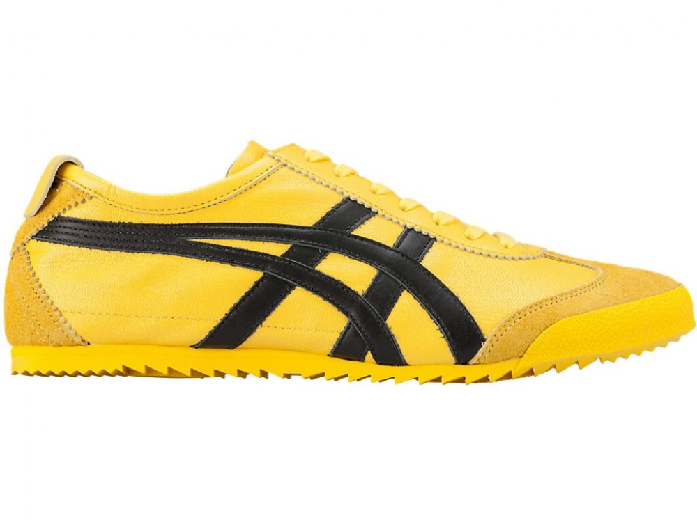 asics tiger mexico 66 yellow zip for sale