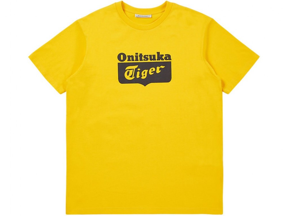 wholesale sales get online running shoes Details about Asics Japan Onitsuka Tiger LOGO TEE T shirt 2183A245