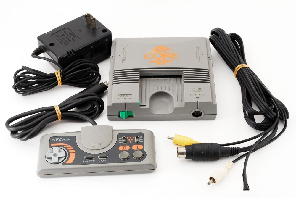 Details about PC Engine CORE GRAFX II 2 Console System NEC Import From  Japan [Very good]
