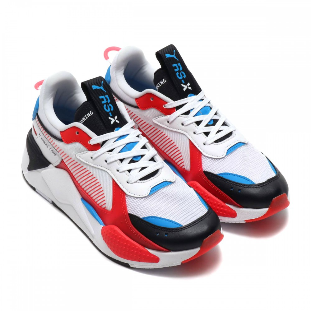 Details about PUMA Casual Shoes RS X LIGHTS PUMA WHITE PU 19HO S atmos Exclusive