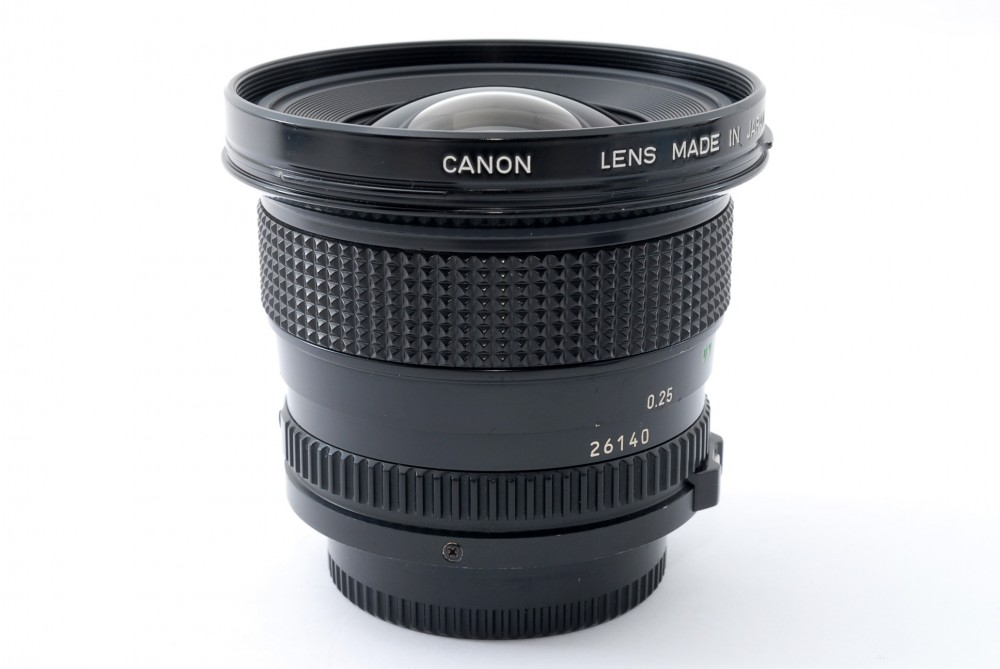 Excellent+++++ Canon New FD NFD 135mm F2.8 MF Telephoto